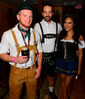 10-4-2014 The Oktoberfest Pub Crawl