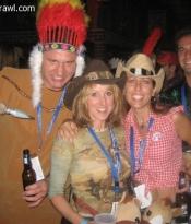 2007 - The Wild, Wild West Pub Crawl