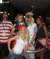 2007 - The Ye Parched Pirates Pub Crawl
