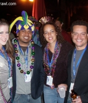 2009 - The 4th Annual Mardi Gras Pub Crawl
