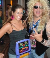 2011 - The 6th Annual Crazy 80's Pub Crawl