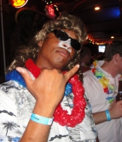 2011 - The Get Lei'd Luau Pub Crawl