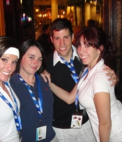 2011 - The Golf Pros and Tennis Hos Pub Crawl