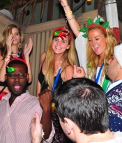 2012 - The 12 Bars of Christmas Pub Crawl