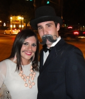 2012 - The Movember Mustache Crawl