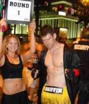 2012 - The Sports Fanatic pub Crawl