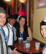 2013 The Gangsters and Flappers Pub Crawl