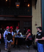2013 - The Ye Parched Pirates Pub Crawl