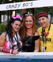 2015 Crazy 80s Pub Crawl