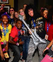 7-12-14 The Crazy 80s Pub Crawl