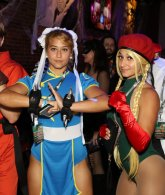 Street Fighter 2 fighters